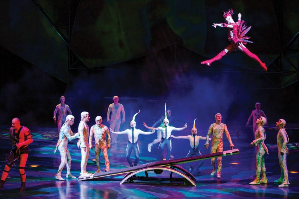 Best Cirque Du Soleil Shows for Kids in Las Vegas