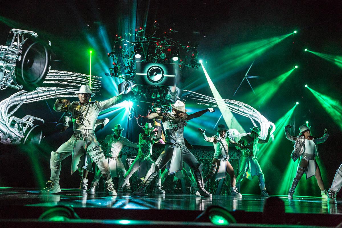 Best Cirque du Soleil Shows in Las Vegas