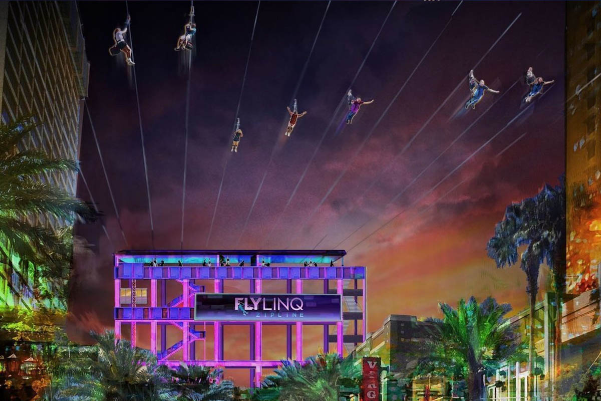 Best Ziplines In Las Vegas