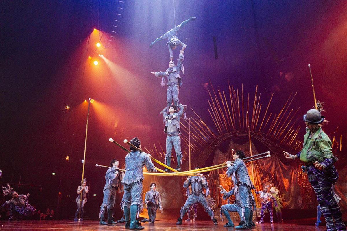 Cirque du Soleil Promo Code