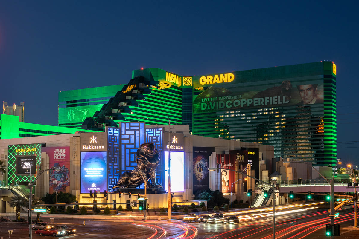 MGM Grand Shows