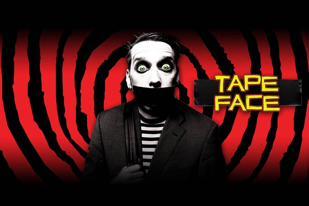 Tape Face Las Vegas