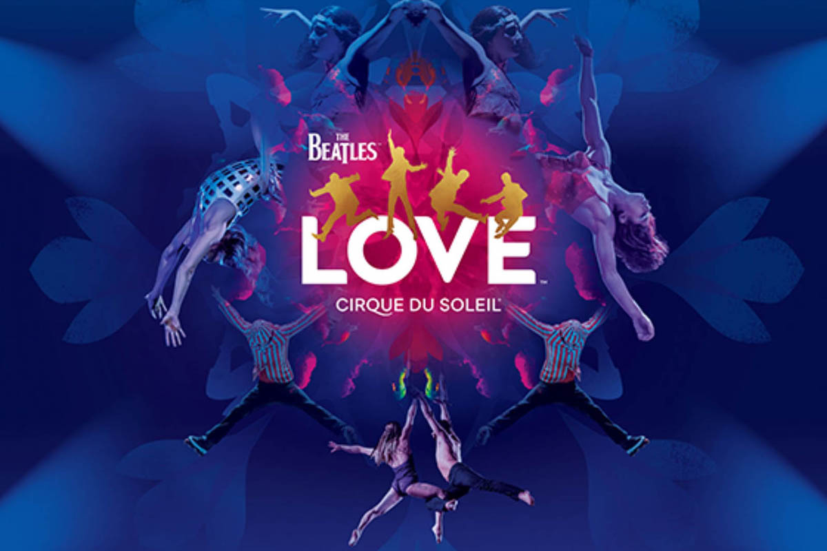 The Beatles Love Special Offers Discounted Tickets