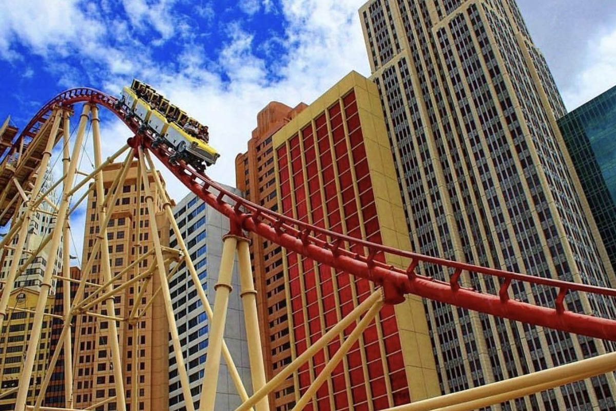The Big Apple Coaster Promo Code