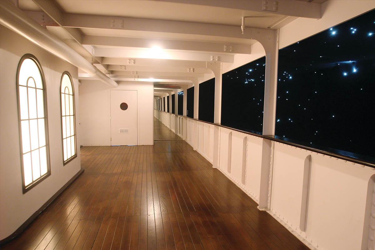 Titanic Exhibit Promo Code