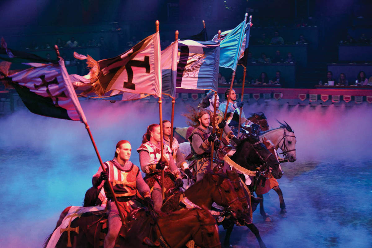 Tournament of Kings Special Offers Discounted Tickets